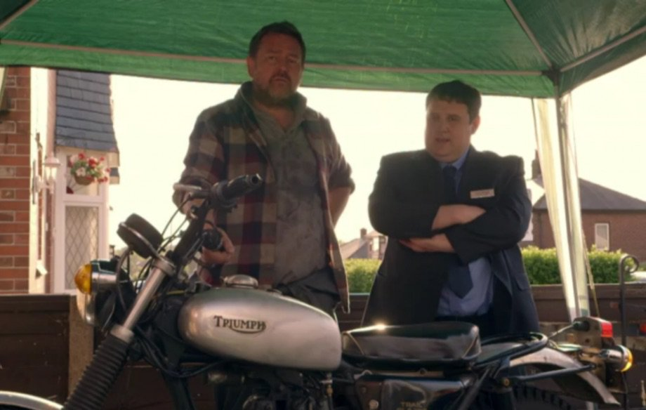 Peter Kay reveals how that Guy Garvey Car Share cameo came about #Pete...