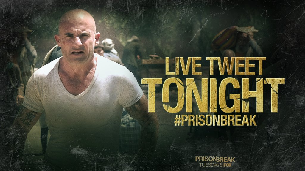 Ready for an adventure? Tweet with us tonight at 9/8c on @FOXTV. #Pris...