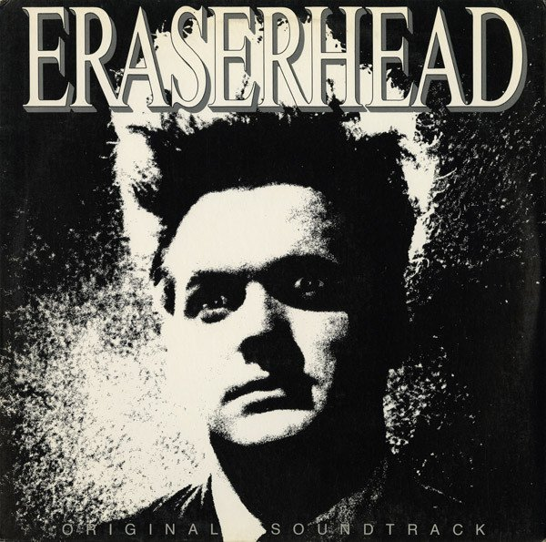 David Lynch's Eraserhead reissued on silver vinyl with bonus 7' and bo...