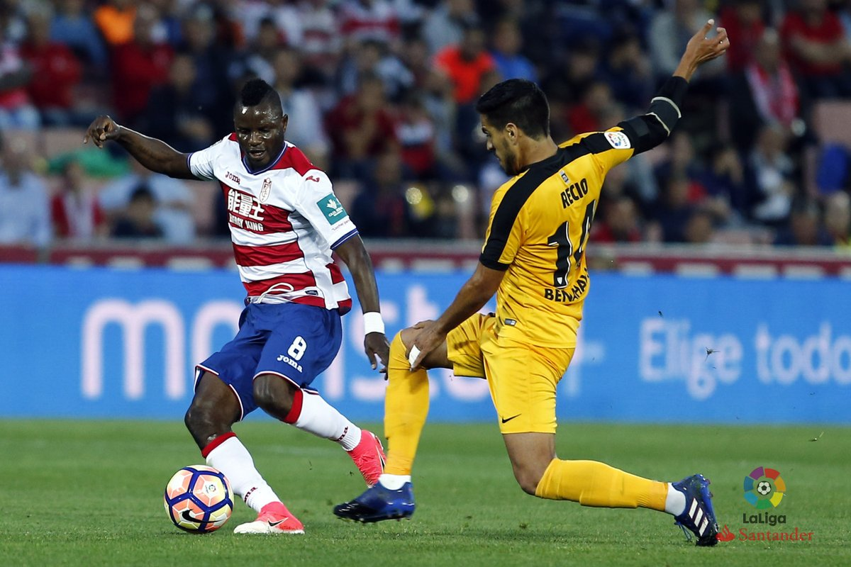 El Granada se resigna a segunda división