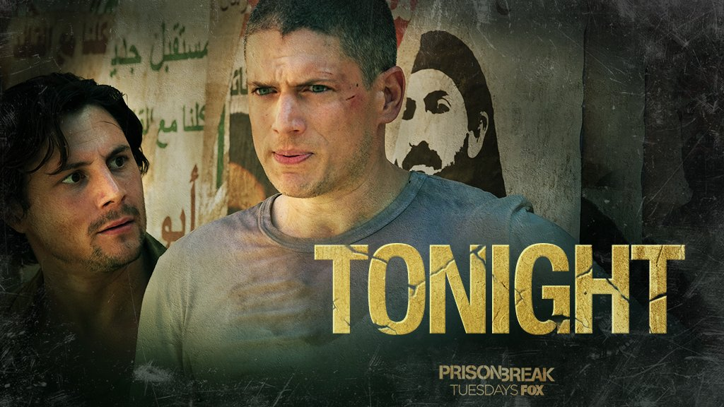 Michael is ready to break free. 🔓 Don't miss #PrisonBreak tonight at 9...