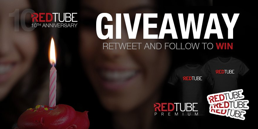 RT @RedTube: Retweet and Follow for your chance to win these great prizes! https://t.co/NcUhoWPA17