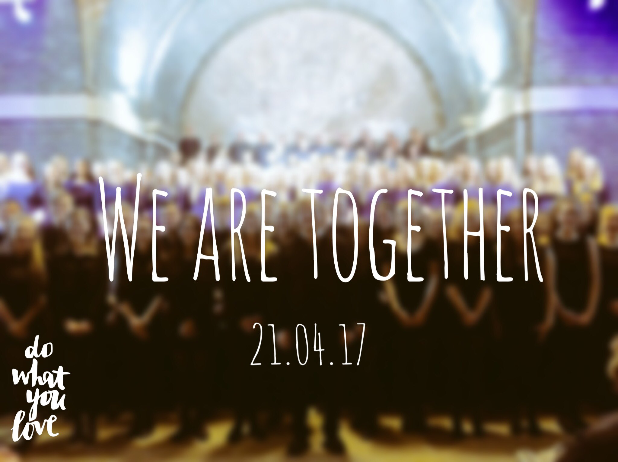 We raised an amazing £943 for @ChoirwithNoName at Friday's choirs concert in Liverpool, woo hoo! 🎉🎈🎉🎈#WeAreTogether https://t.co/C3qp2UU6f6