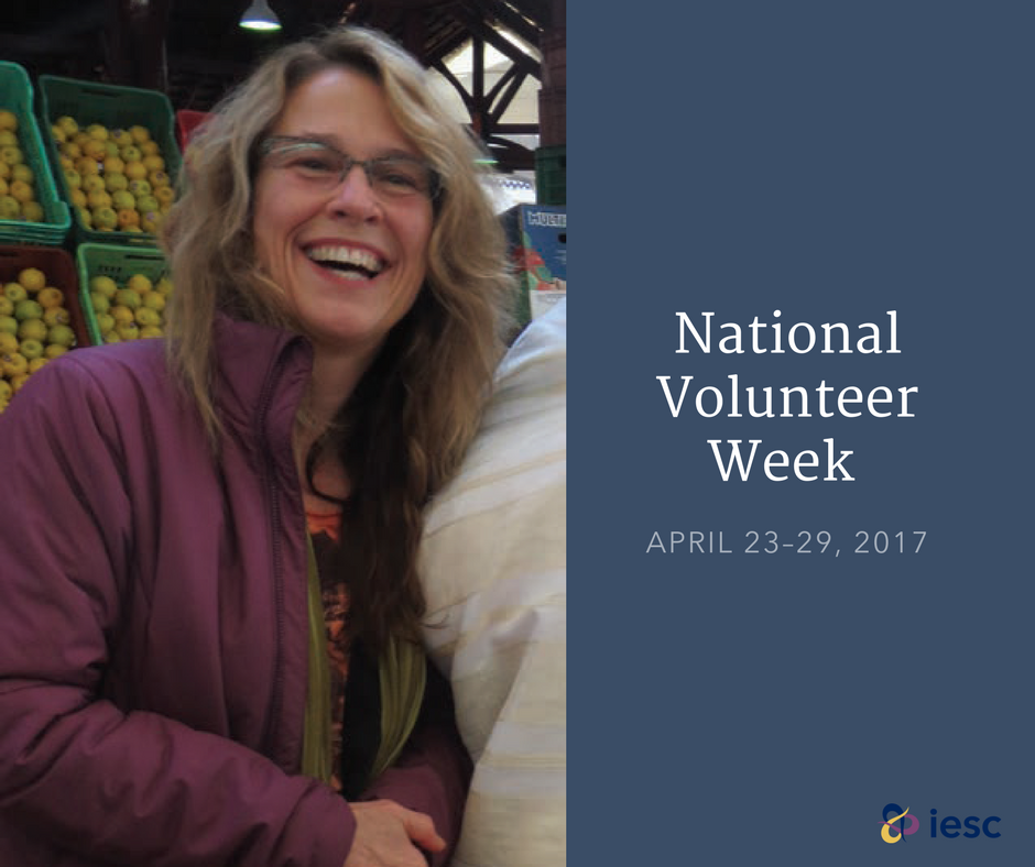 """""""Volunteering is a way to get outside our desires...to experience something rewarding"""" https://t.co/zcS00PGLGW #NationalVolunteerWeek https://t.co/4izYRfr4kQ"""