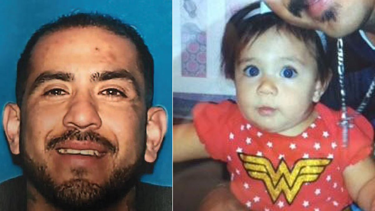 #BREAKINGNEWS: 1-year-old girl found safe after alleged abduction by a...