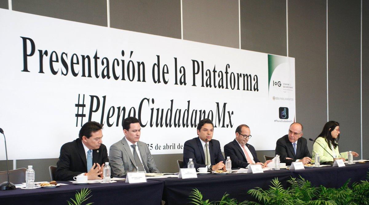 """Resultado de imagen para #PlenoCiudadanoMx"""""""