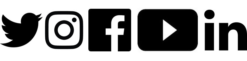 facebook twitter instagram icons black and white www