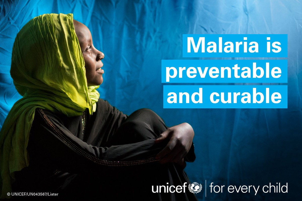 It's #WorldMalariaDay   Malaria is preventable and curable. RT to spre...