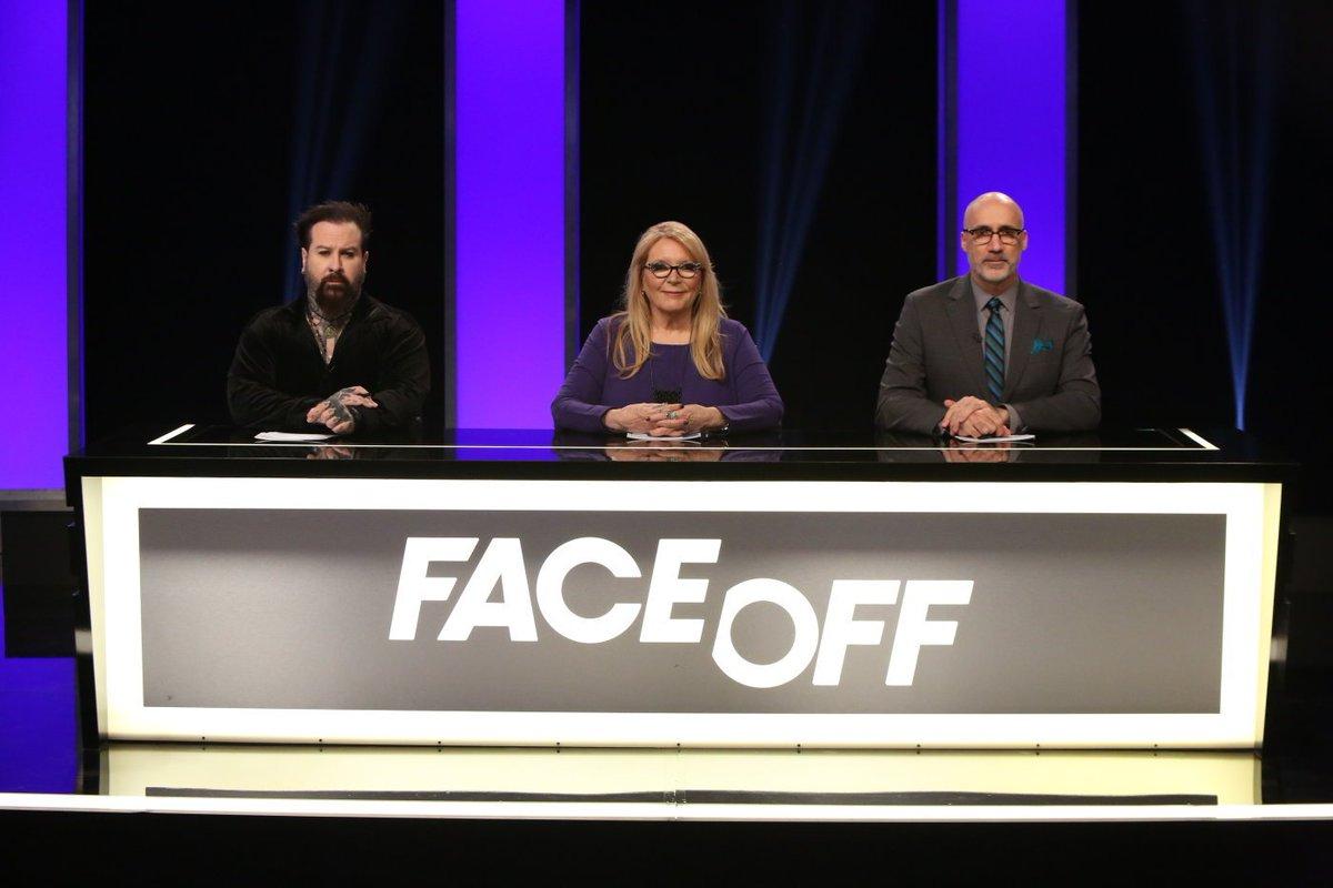 Watch tonight @Syfy 9pm Season Finale #FaceOff w/ @mckenziewestmor @Ve...