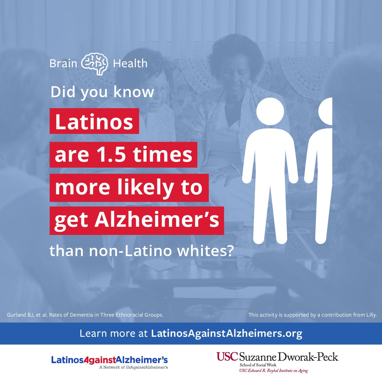 A1: Dementia's impact on society is tremendous, particularly on communities of color #homehealthchat #NMHM17 https://t.co/EinHUuhnRq