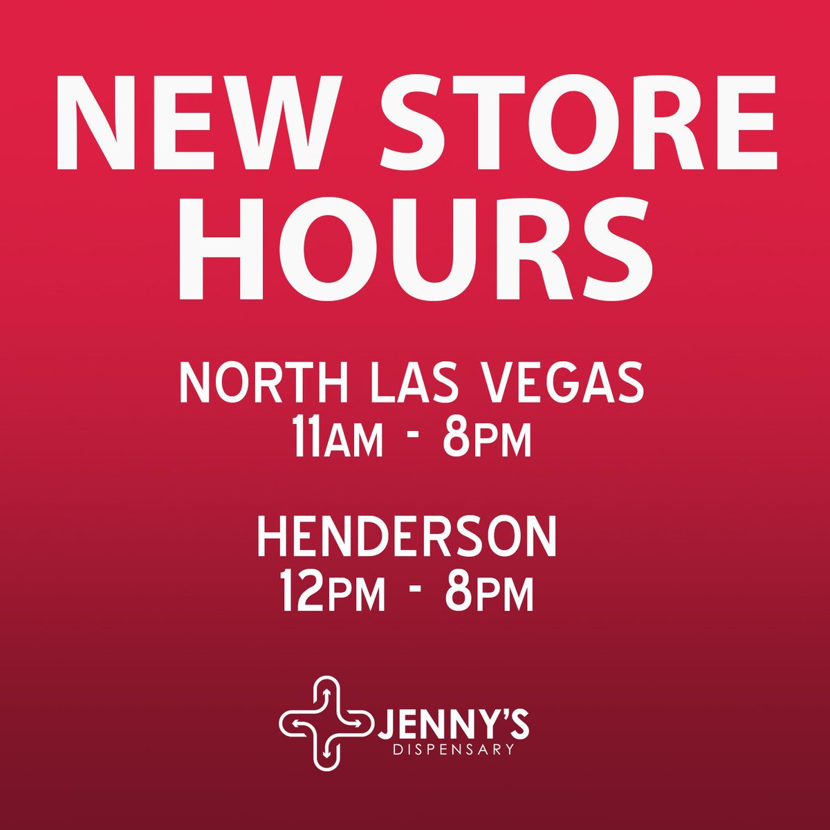 Jenny's Dispensary North Las Vegas Cannabis