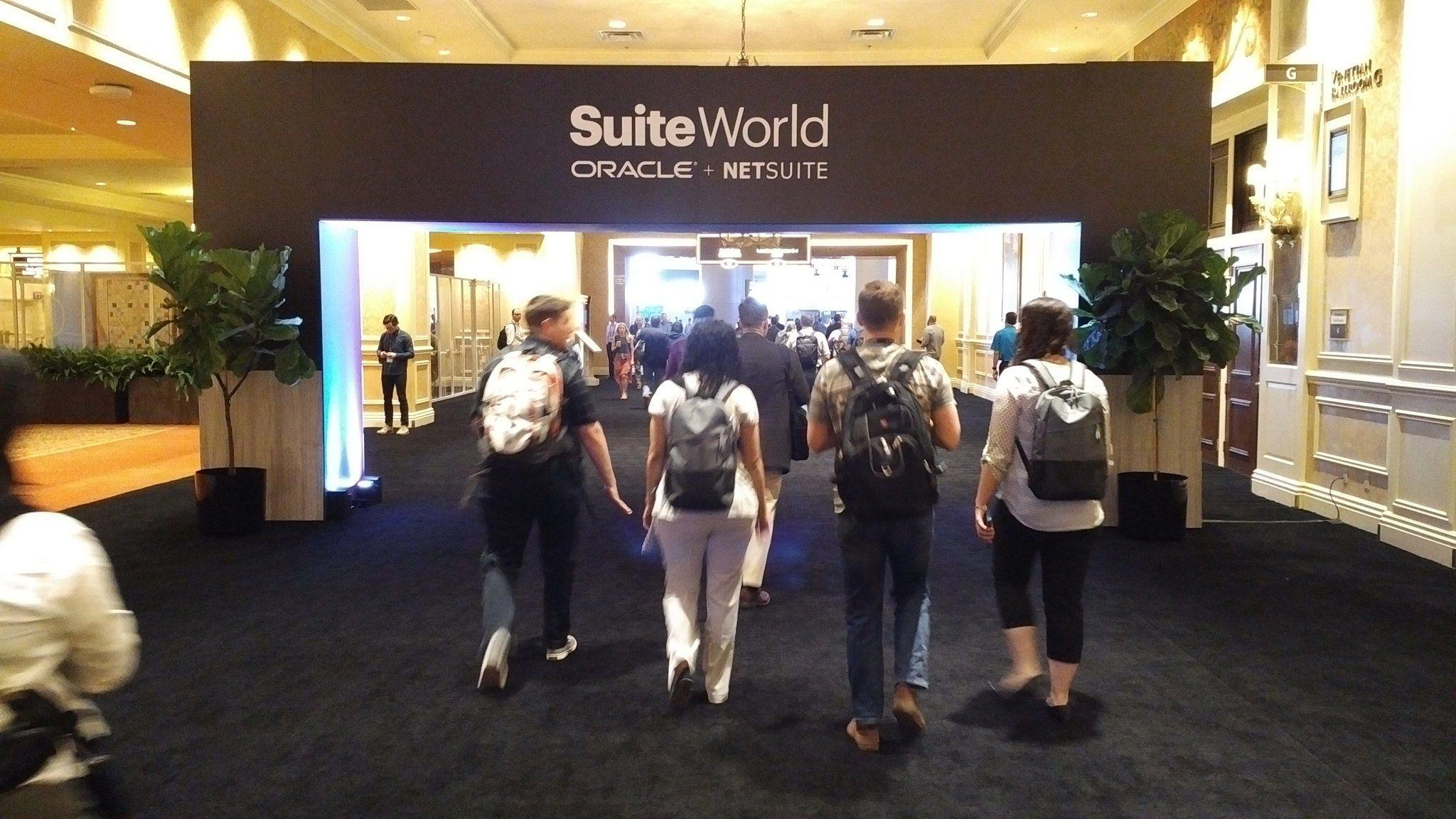 [Storify] Event Report - @NetSuite #SuiteWorld17 - The suite gets complete with #HCM https://t.co/TPaTIlOcmC #NextGenHCM https://t.co/t04NWftpX4