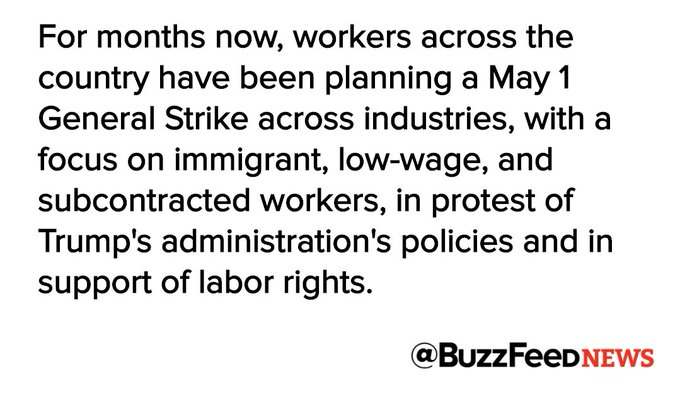Google says it won't retaliate against workers who take time off to protest Trump's labor policies https://t.co/akCwBrzLrw
