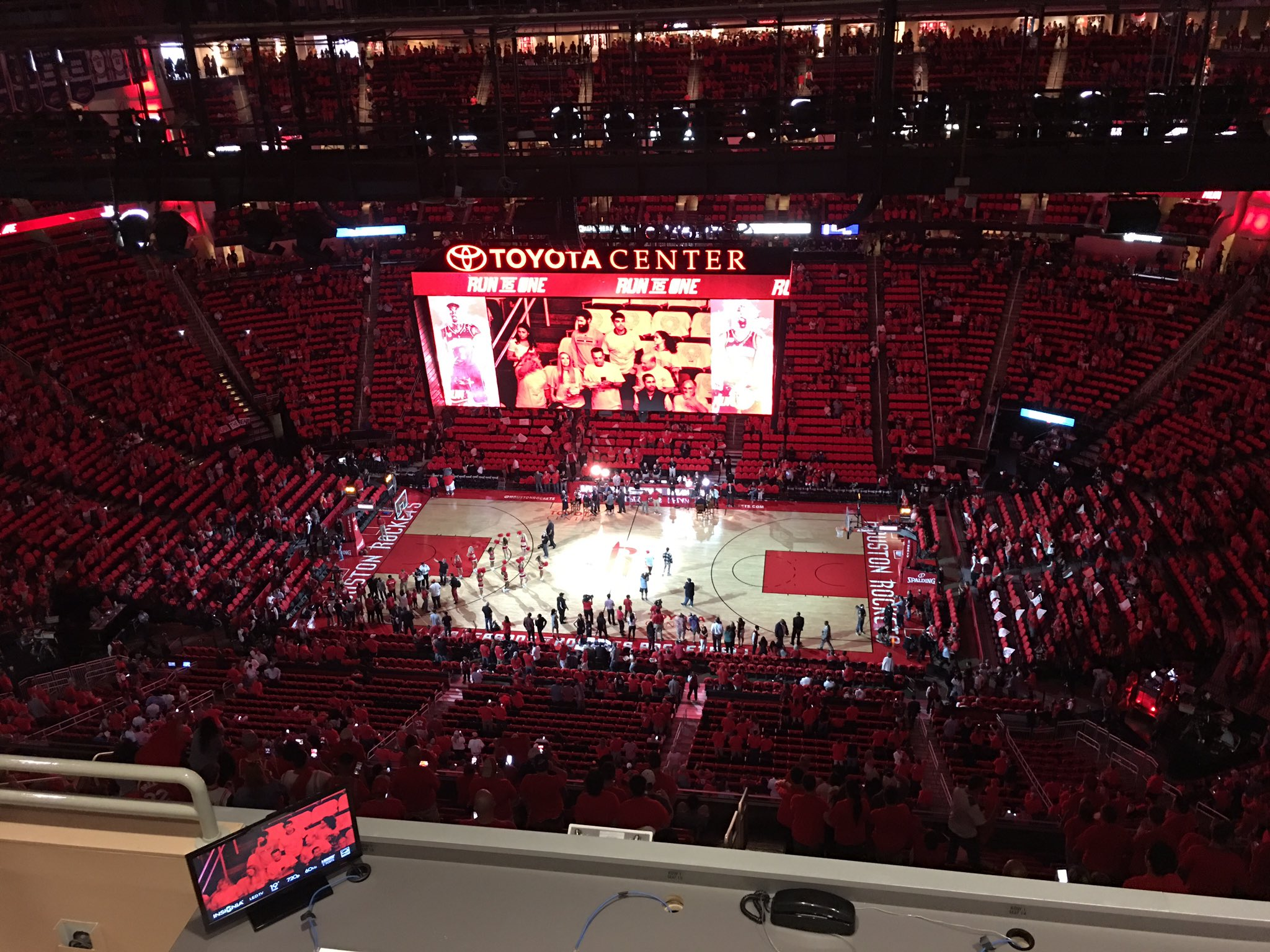 1aa86212957a Live Coverage: Thunder at Rockets Game 5