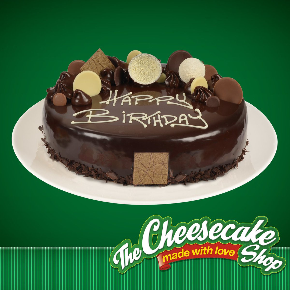 The Cheesecake Shop On Twitter Our New Lets Celebrate Mudcake Is