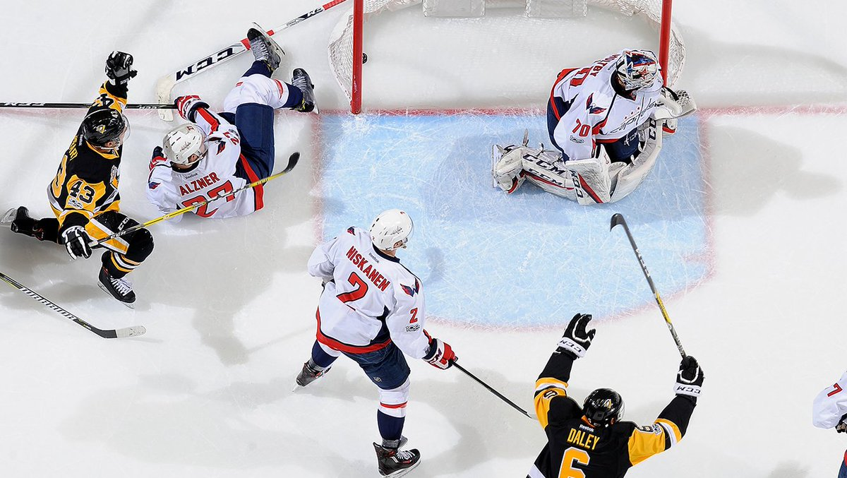 Hockey games are won on the micro level. Here are the four keys to vic...