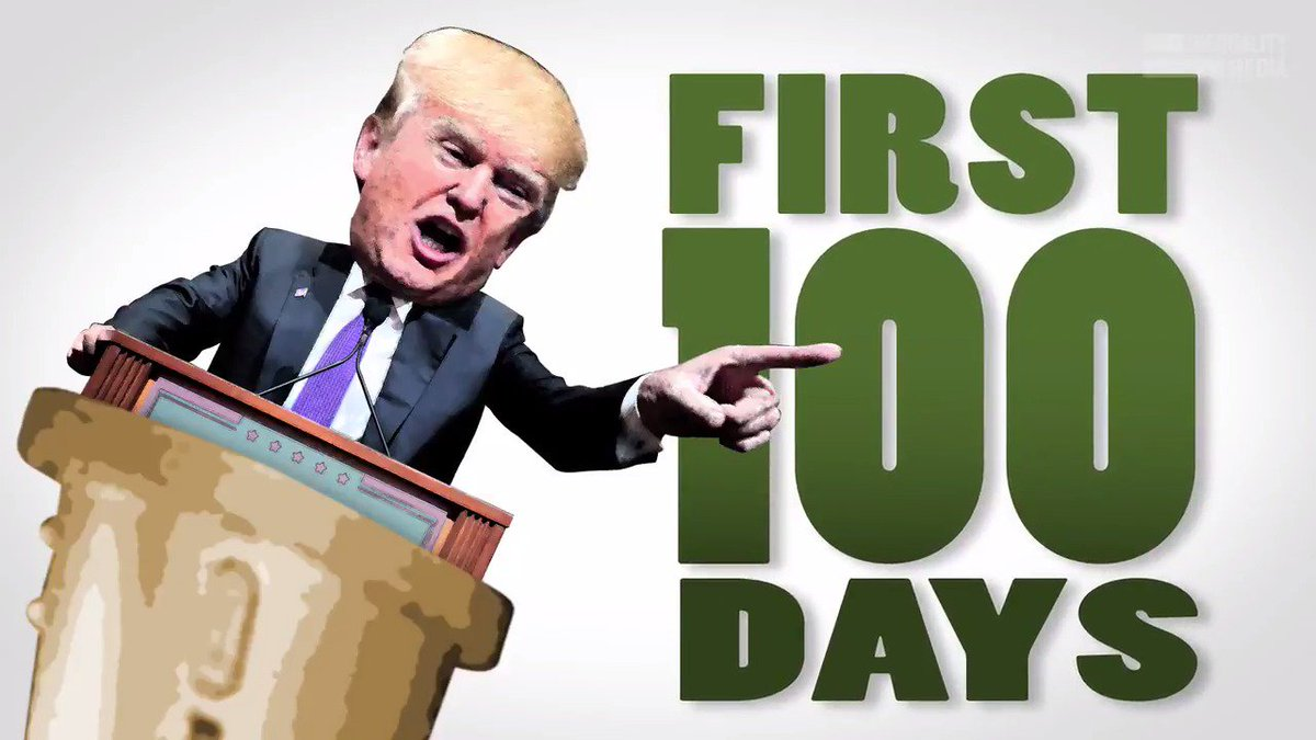 In his first 100 days, Trump has embarked on an orgy of cruelty. It is incumbent on all of us to stop it. Our latest video explains: