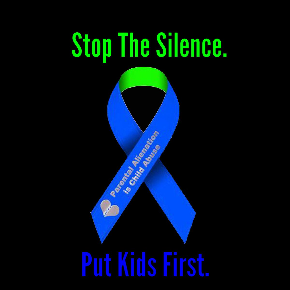 Stop the Silence on #ParentalAlienationAwarenessDay. Today pray for the #victims and the #alienators of this #crime. #pas #alienation #abuse<br>http://pic.twitter.com/Y3bzEEBNje