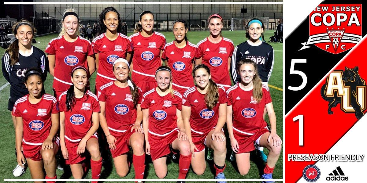 NEW JERSEY COPA FC UWS TEAM BEATS ADELPHI UNIVERSITY 5-1 https://t.co/...