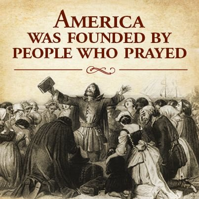 #AMERICA WAS FOUNDED BY #CHRISTIANS WHO PRAYED TO #GOD! #GodBlessAmerica #OneNationUnderGod<br>http://pic.twitter.com/3AisypqK5Z