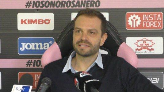 """Palermo, Baccaglini scarica le colpe sui giocatori: """"Senza carattere"""". E la ... - https://t.co/7Oy6Zi4Jbn #blogsicilianotizie #todaysport"""