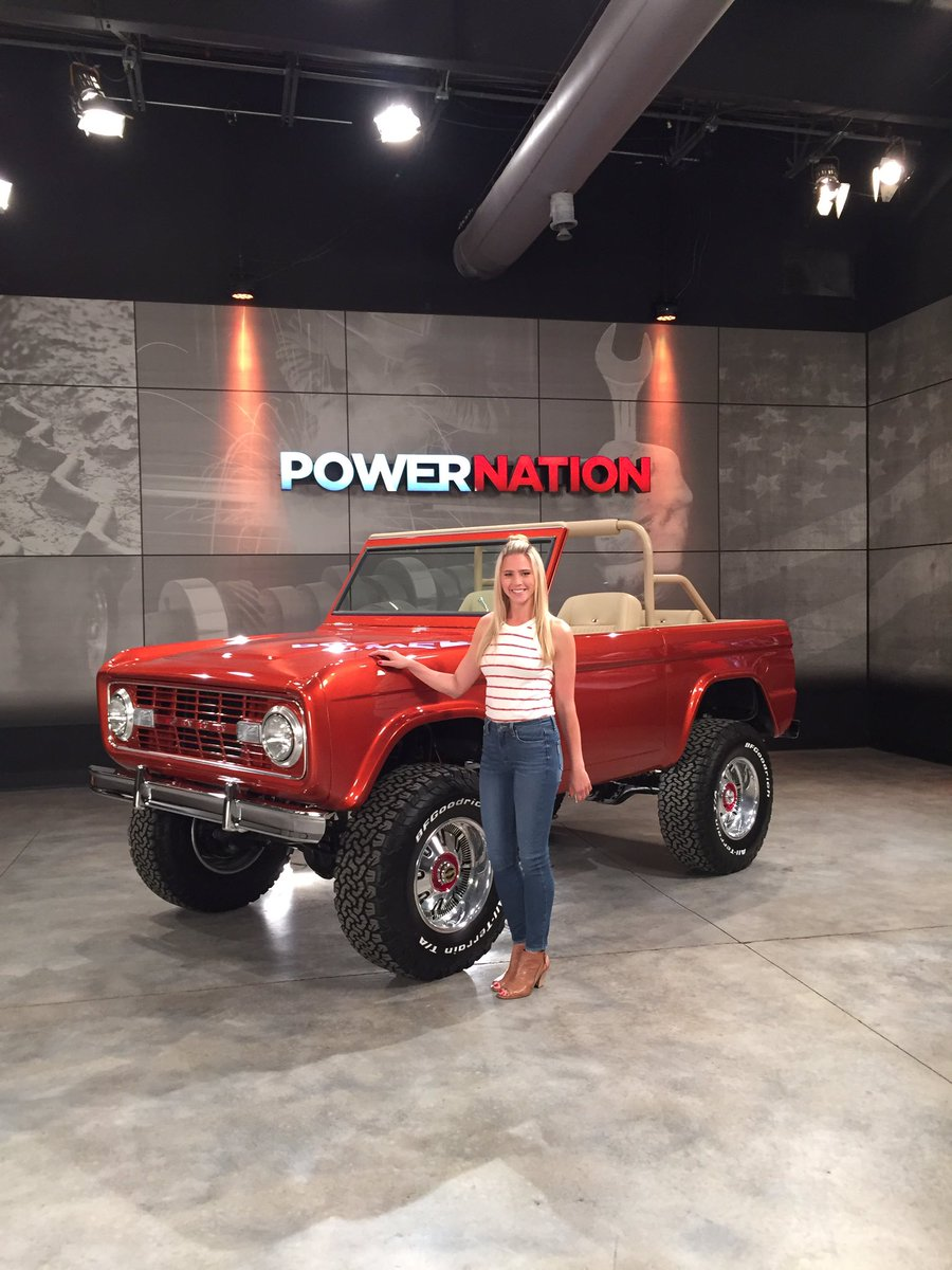 Powernation Tv On Twitter Check Out This Awesome 76 Bronco You Ford Paint Jobs 129 Pm 25 Apr 2017