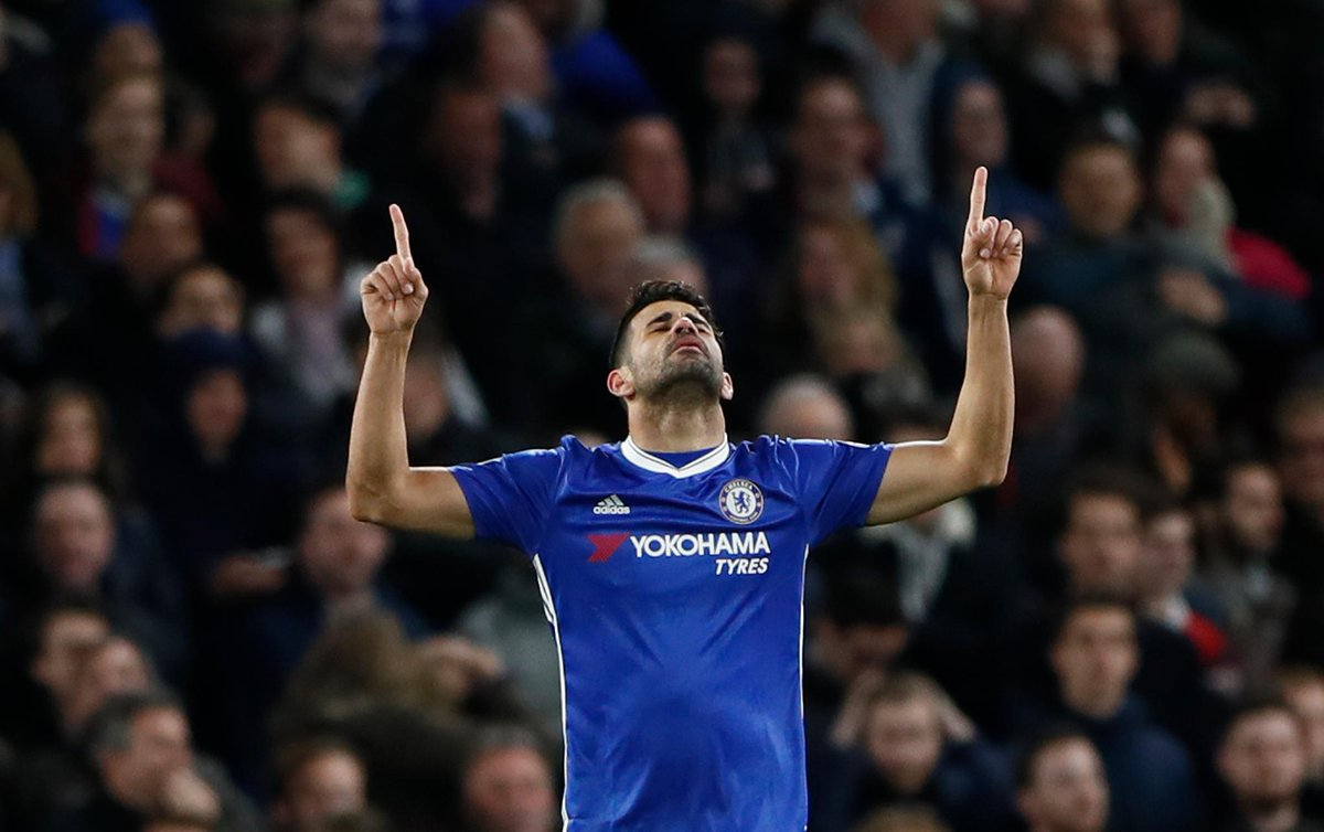 FULL-TIME Chelsea 4-2 Southampton. Hazard, Cahill & Costa's double...