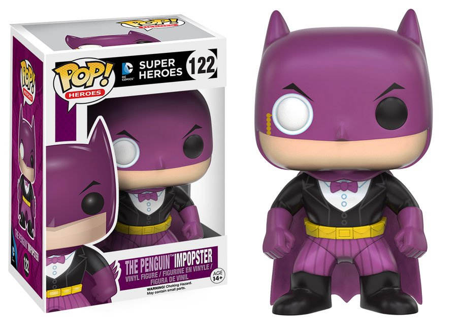RT & follow @OriginalFunko for the chance to win The Penguin ImPop...