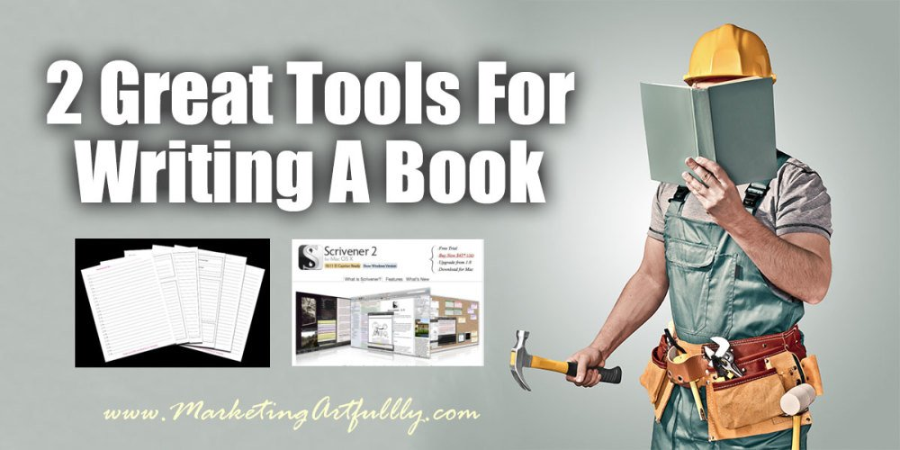 [BLOG POST] 2 Great Tools For Writing A Book #author #amwriting https://t.co/FUAPl2BLaG https://t.co/Zz4zTcwM3Y