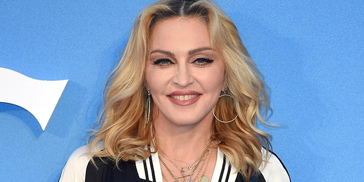 Madonna seemingly slams #BlondAmbition biopic: &#39;Only I can tell my story&#39;  http:// peoplem.ag/DVjoafK  &nbsp;  <br>http://pic.twitter.com/XchksuAllO