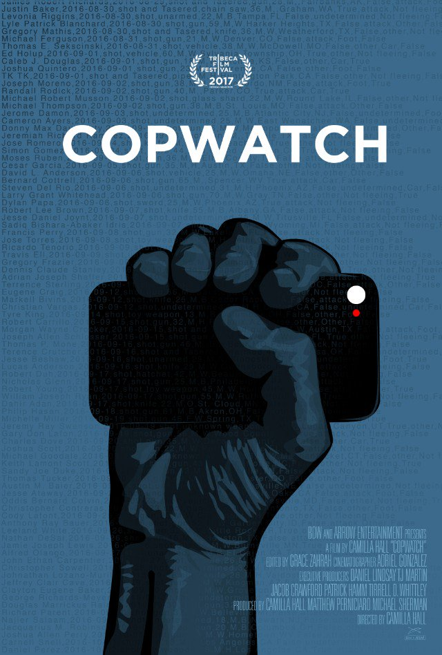 'Copwatch' takes a look at activists who focus their cameras on police...