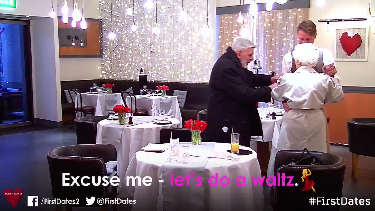 Raymon and Cecelia: Dancing to the same tune. 💃❤️ #FirstDates https://...