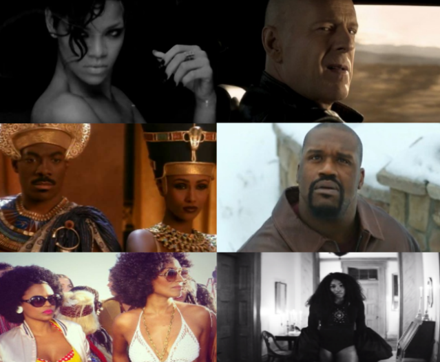 Lights, Camera, Action: 50 most memorable celebrity music video cameos...