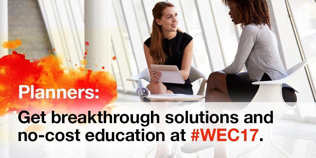 Planners: get business done at #WEC17 as an #MPI Hosted Buyer. Find ou...