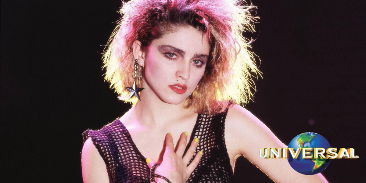 A Madonna biopic movie titled #BlondAmbition about Madonna&#39;s life and early career in the &#39;80s has been picked up by Universal. <br>http://pic.twitter.com/3xpGuxM25J