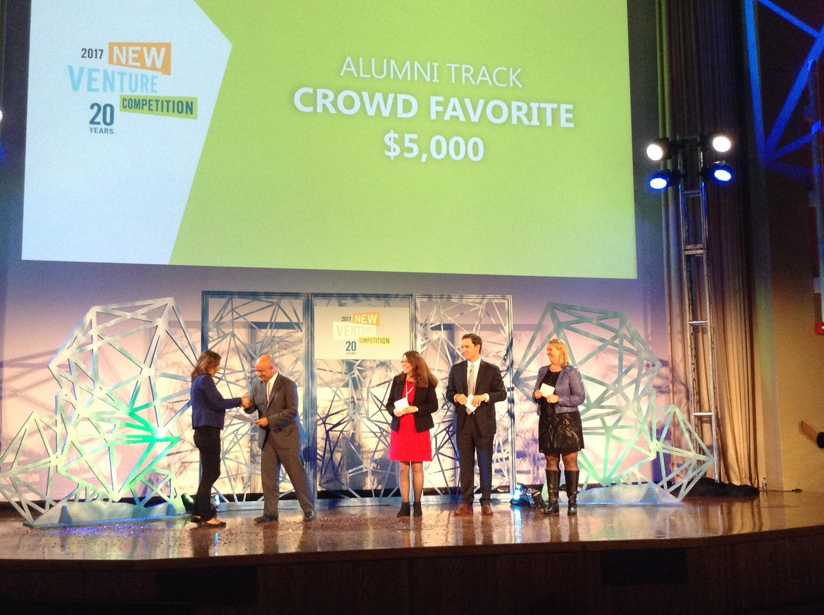 The winner of the @HBSAlumni track grand prize and crowd favorite is @aplijobs! #HBSNVC