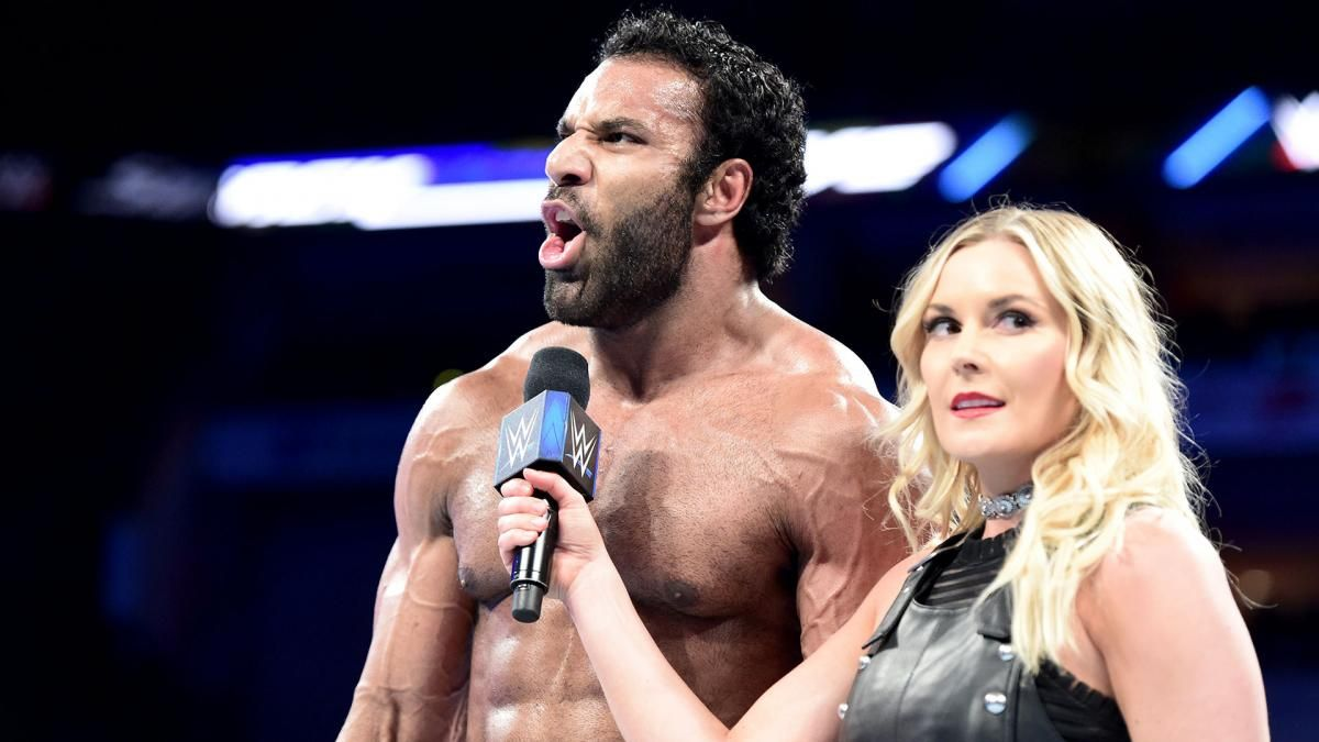 Triple H (kind of) explains the Jinder Mahal push on SmackDown Live ht...