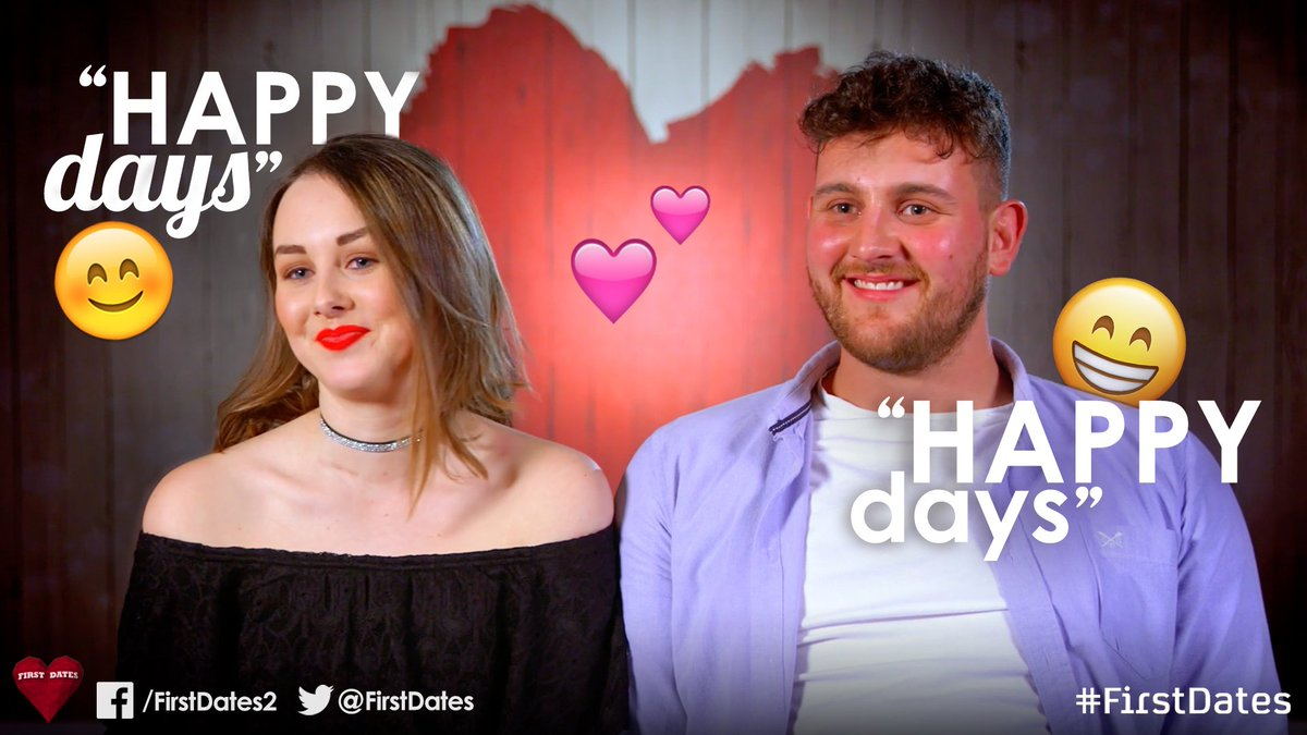 Love, trust, happiness, hope. ❤️ #FirstDates https://t.co/DB0IwpTK8L
