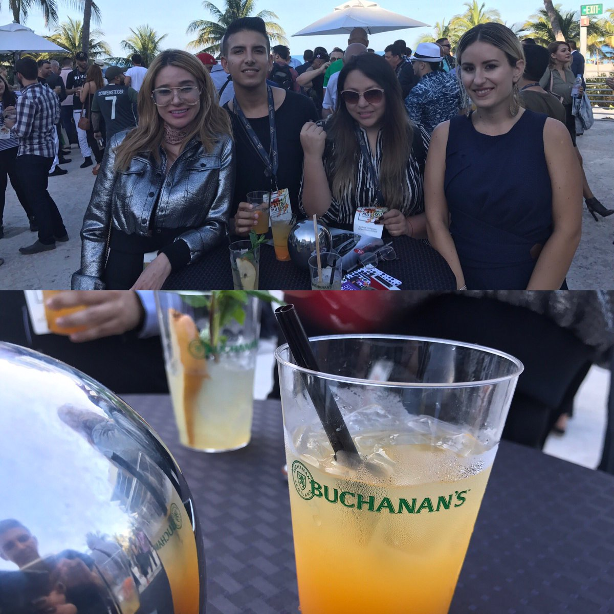 Cocktail #happyHour #buchanan&#39;s #Billboards2017 <br>http://pic.twitter.com/DOkYHy5fdG