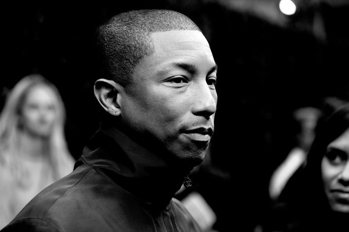 .@Pharrell shows off his impressive athletic abilities in this new Chanel ad --> https://t.co/CYHyB8Tp6N
