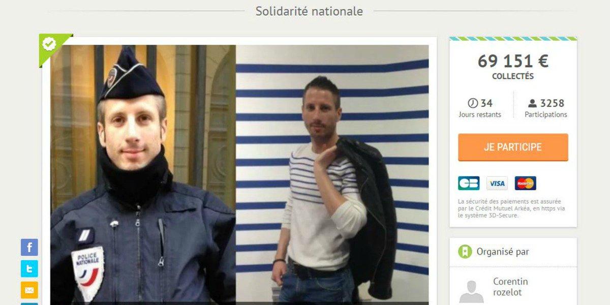 (Europe1) Une cagnotte pour les proches de #Xavier #Jugelé recueille 69.000 euros : Une..  https://www. titrespresse.com/35967441612/xa vier-jugele-cagnotte-proches-recueille  …  pic.twitter.com/dVvCFi1uq6