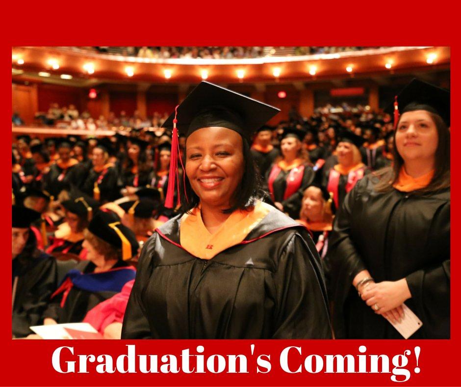 Rutgers School Of Nursing On Twitter Looking Forward To Graduation