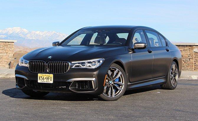 Richiamo Auto BMW M760Li xDrive