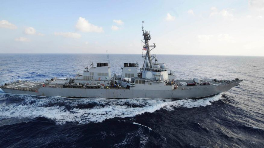 Navy destroyer has close encounter with Iran vessel in Persian Gulf  https://t.co/GBTPoUk9gg via @LucasFoxNews #FOXNewsWorld