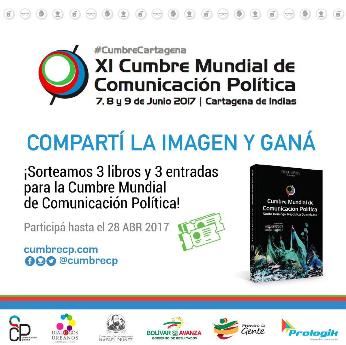 Compartí La Imagen y Gana!! @CumbreCP https://t.co/zaohbd7ZVN