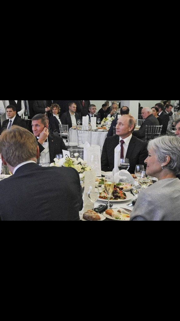Jill Stein hanging out with #Flynn and #Putin. Oh the webs people weave <br>http://pic.twitter.com/8eZ6eSNHO6