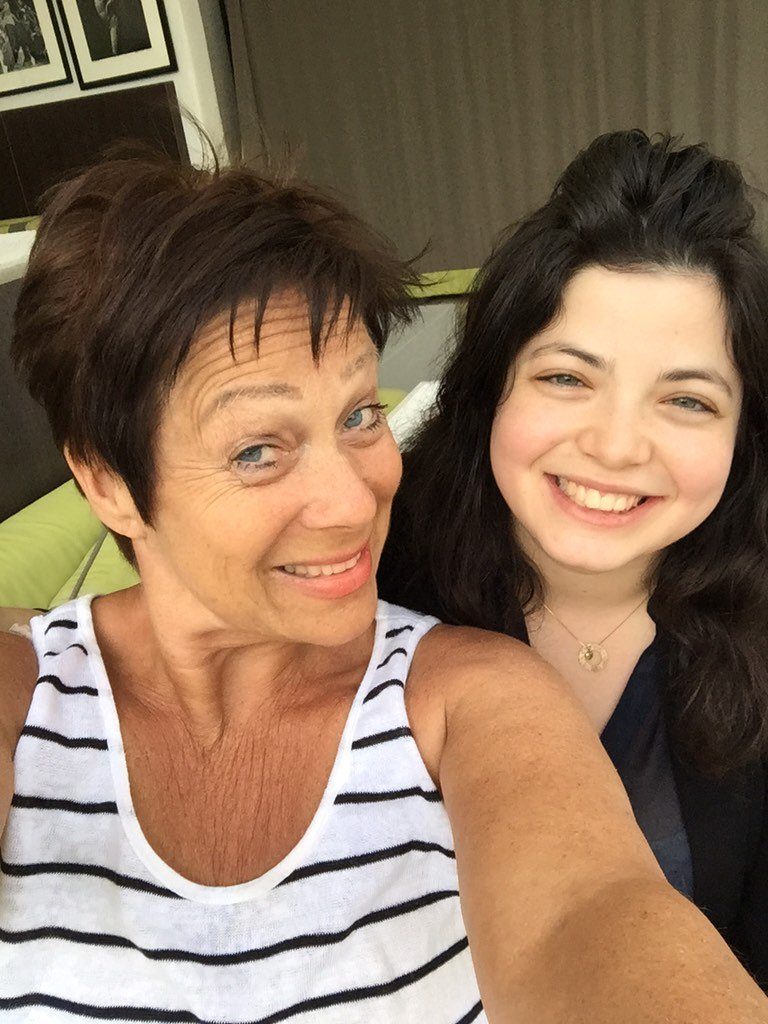 So great to meet @namicomposer and today #LA #filmfestivals xx https://t.co/nllcS9oIKY