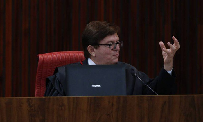 'Vamos nos transformar na lavanderia mais sofisticada do Brasil', diz relator da chapa Dilma-Temer no TSE. https://t.co/0NtxaMbfG6