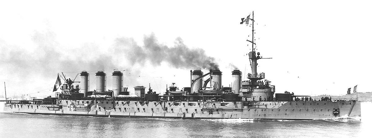 エドガー・キーネ級装甲巡洋艦 -...