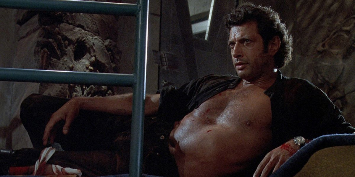 Jeff Goldblum Joins #JurassicWorld2 https://t.co/dqLHYXmHZv https://t....